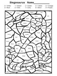 ideas of math coloring worksheets 4th grade in free