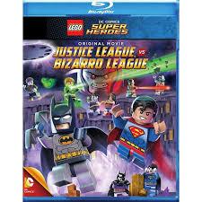 lego movie justice league vs lego dc comics super heroes justice league vs bizarro league blu