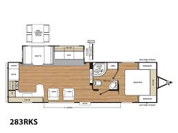 catalina rv floor plans 2018 coachmen catalina legacy edition 283rks stock bryant s rv