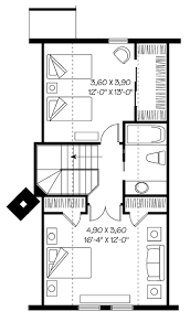 Bedroom Plans Designs 108 Best House Plan Images On Pinterest