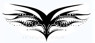 aries tribal symbol by dying wolf on deviantart