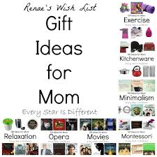 gift ideas for s wish list every is different
