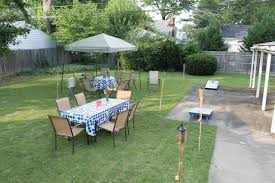 Backyard Engagement Party Decorations by Backyard Engagement Party Ideas Modern With Images Of Backyard