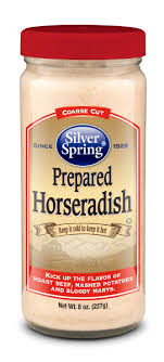 what is prepared horseradish prepared horseradish strong heat