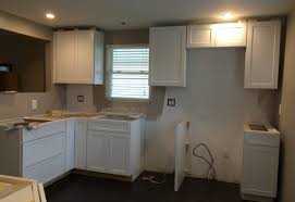 kitchen cabinets installed cabinet famous home depot overhead kitchen cabinets awful home