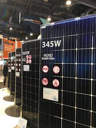Modulk He Lerri Solar Exhibits Modules And Hosts Booth Party At Solar Power