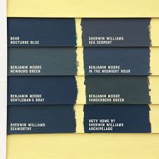 Sherwin Williams Color Search by Choosing The Perfect Dark Teal Paint Color And Then We Tried
