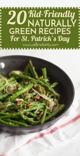 15 naturally green recipes for st patrick u0027s day these are easy