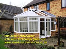 Polycarbonate Porch by Replace Polycarbonate Conservatory Roof With Glass Just Like This