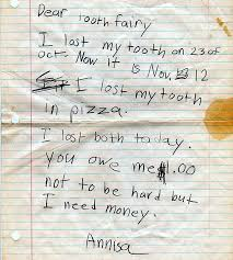 hilarious brutally honest letters written by kids