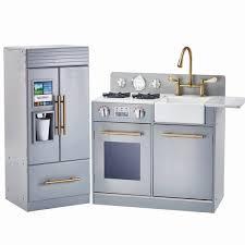 Urban Kitchen Products - teamson kids urban adventure grey play kitchen in grey free
