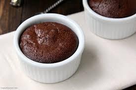 mini almond flour chocolate cakes recipe snappy gourmet