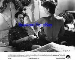 jamie lee curtis dan aykroyd terrific movie photo trading places