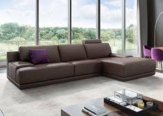 designer sofa leder modernes wohnzimmer mit italienischer ledercouch und