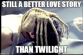 Still A Better Lovestory Than Twilight Meme - not as needy as edward imgflip