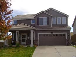 Beautiful Exterior Re Paint Of The Boulder Co Home By Maurer