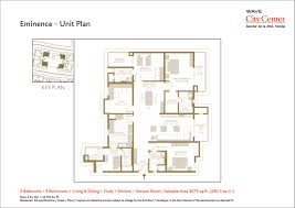 Bahadurgarh Metro Map by Wave Eminence Wave City Centre Eminence Ultra Luxury Segment