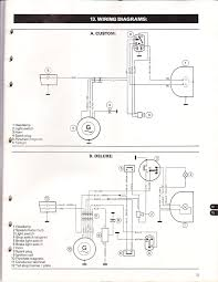 puch wiring diagrams moped wiki