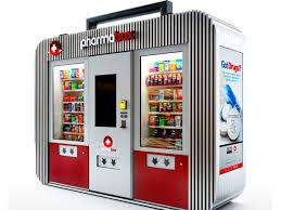 ag e murale bureau simon mall to install automated retailing system chain store age