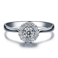 verlobungsringe gold diamant damen diamant ring 14kt weißgold verlobungsring ring proposals