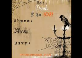 scary halloween images free free halloween invitation templates printable