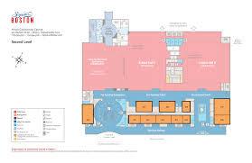Loading Dock Floor Plan by Meeting Rooms Signature Boston