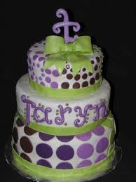 purple baby shower themes mini baby shower themes for purple cakes any colors