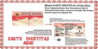 cara membuat ktp wna begini syarat dan cara bikin kartu identitas anak merdeka com