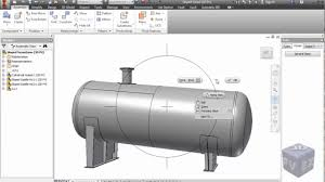 tilted pressure vessels using 3d pv 2017 youtube