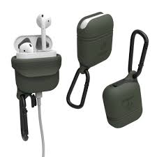 catalyst case for apple airpods army green cat 01276 b u0026h photo