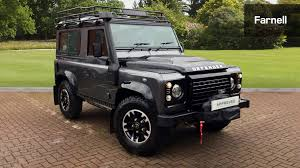 land rover defender 2016 used land rover defender 110 lwb diesel special editions adventure