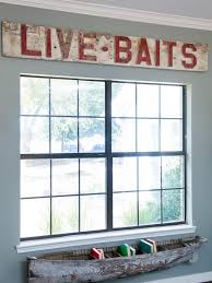 Vintage Powder Room Sign 5 Things Every Fixer Upper Inspired Farmhouse Bathroom Needs