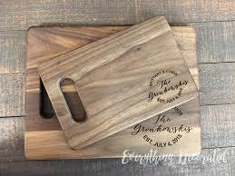 personalize cutting board cutting board personalized cutting board custom cutting
