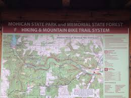 Mohican State Park Map by September 2013 Chroniclesofmccloskey