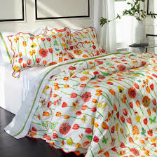 colorful floral duvet covers and quilted bedding lulu dk matouk