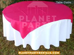 fuschia pink table cloth tablecloth linen rentals balloon arches tent rentals patioheaters