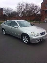 lexus gs300 uk lexus gs300 silver low mileage family owned very good condition