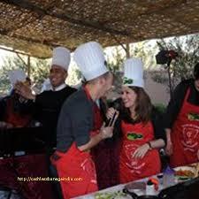 atelier de cuisine chef tarik cours de cuisine avec un chef luxe chef tarik et la famille