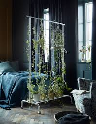 Plant Room Divider 5 Smart Room Dividers For Small Spaces