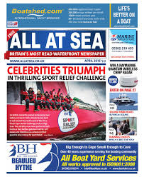 all at sea april 2016 by all at sea issuu