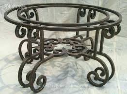 small wrought iron table black wrought iron side table nhmrc2017 com