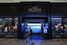 gilly hicks underwear relaunched offered at hollister stores