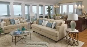 living room contemporary coastal living room with stone