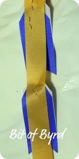 homecoming ribbon bit of byrd homecoming mums ribbons and trinkets