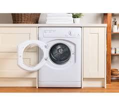 buy hotpoint aquarius tvhm80cp vented tumble dryer white free