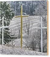 roadside crosses for sale three roadside crosses mount airy md winter tote bag for sale by