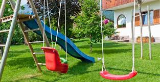 giardino bambini idee per come arredare un giardino per bambini foto