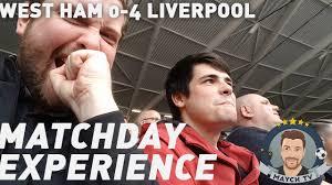 Ham Meme - west ham 0 4 liverpool matchday experience youtube