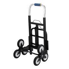 vevor stair climbing cart portable climbing cart 420 lb capacity