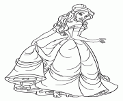 beauty beast coloring pages free printable